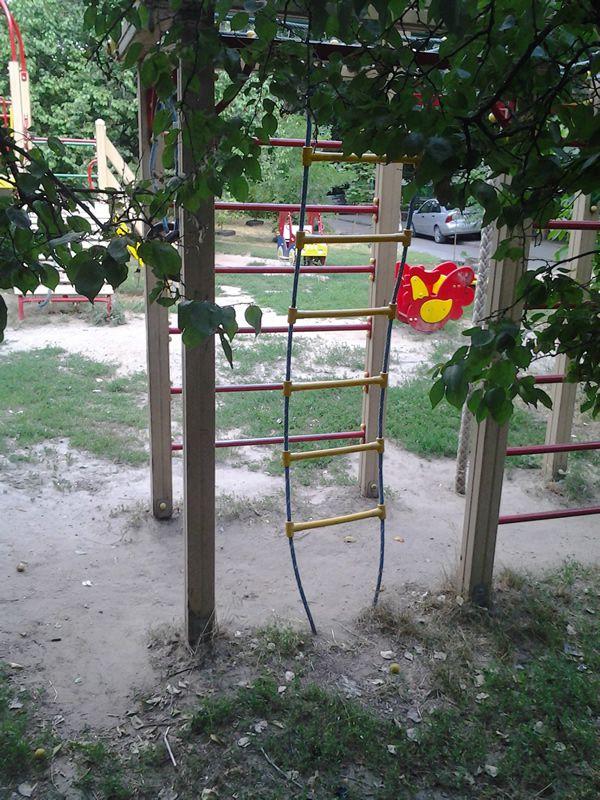 Лестница которая используется в квесте